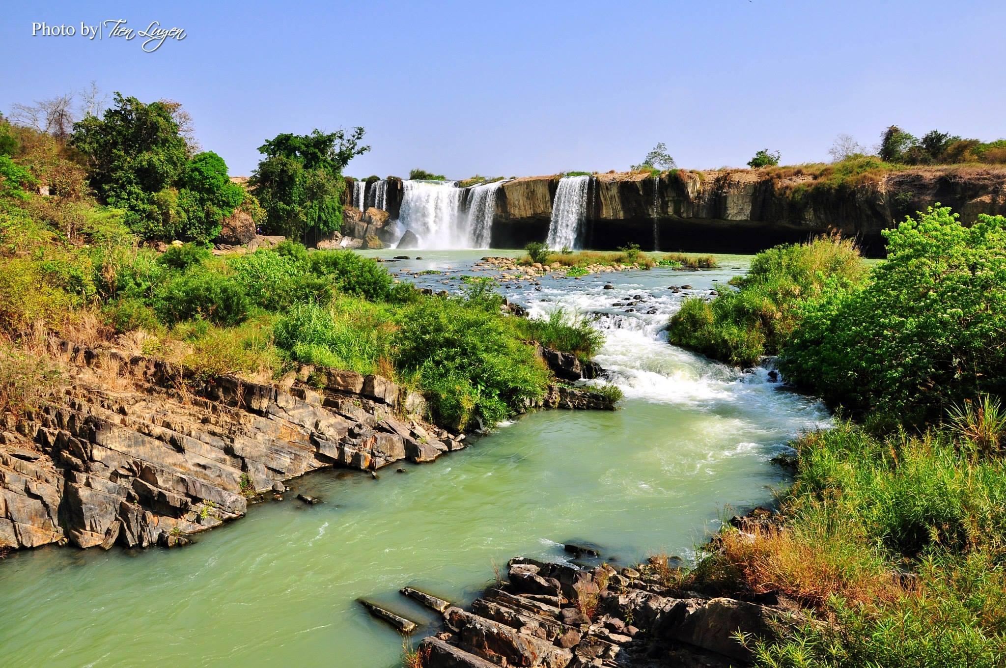 řeka lak