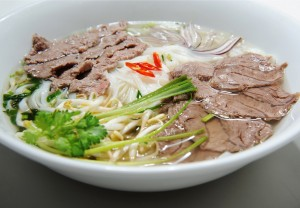 tradiční vietnamská kuchyně v Praze 2 - Pho Bo