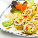 japonská kuchyně v Praze 2 - futotempura