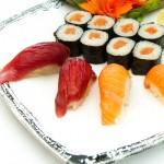 sushi - japonská kuchyně Praha 2 - maki nigiri