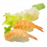 sushi Praha 2 - nigiri krevety