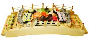 sushi set - japonská kuchyně
