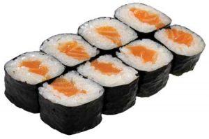 N35. Maki losos