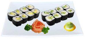 N52. Sushi maki 16ks