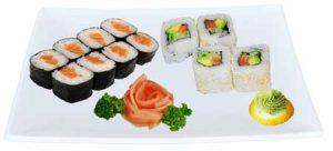 N54. Sushi maki 12ks