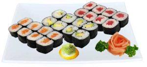 N55. Sushi maki 24ks