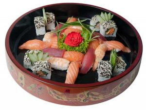 N61. Sushi set 24ks