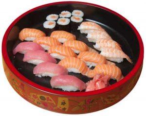 N62. Sushi set 22ks