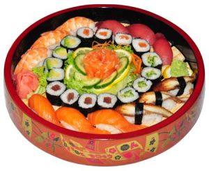 N63. Sushi set 28ks