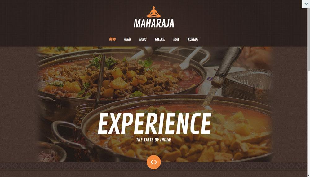 Nejlepší web pro restaurace, hotely a hospody
