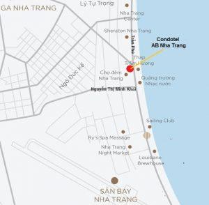 Condotel AB central square Nha Trang