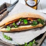 Banh mi Grilled beef 2